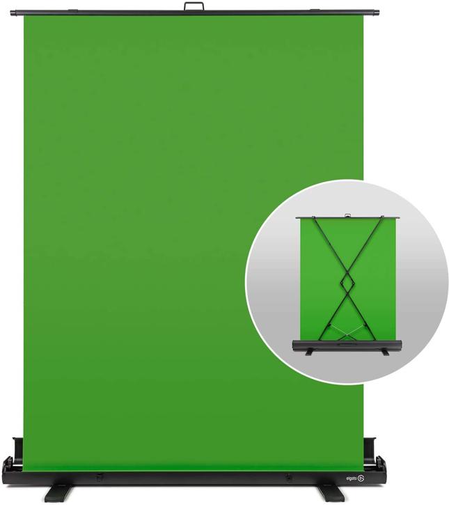 Elgato Pull Up Green Screen
