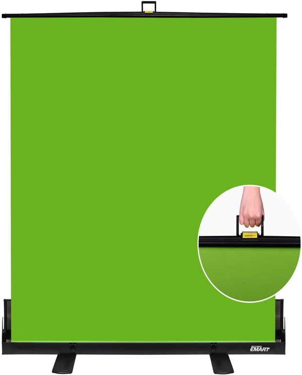 Emart Collapsible Green Screen