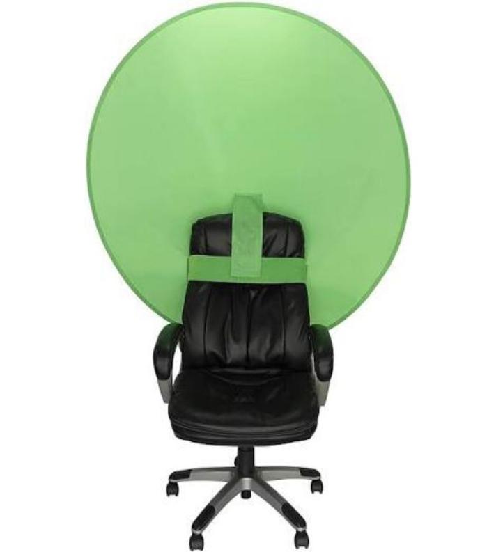 Webaround Portable Green Screen