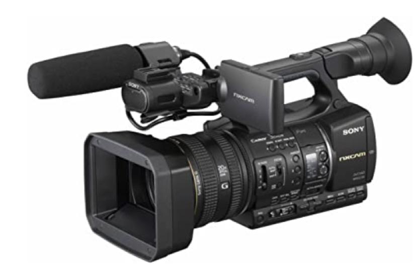 Sony NX5-R Professional Camcorder